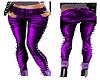 purple pants destroyed