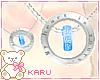 [KA] His Heart. Necklace