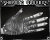 !T Nepeta gloves - gray