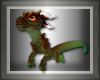 Steampunk Dragon Pet