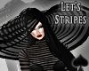 Cat~ Let's Stripes Hat