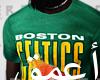 Celtics green Tee