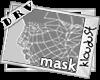 KD^HARLEY MASK