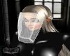 White face Veil