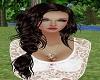 Gypsy natural side braid
