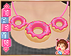Donut Necklace «