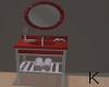 """"""" Red Loft Sink"""