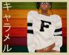 !K AnF Sweater:WHITE ♀