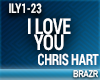 Chris Hart - I Love You
