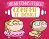 Top rosa Donut