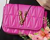 Versac_Pink Bag