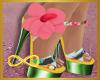 A Flamingo Sandals