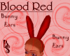 Blood Red Bunny Ears