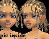 ! Blonde mix Patricia !