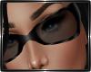 Slick Black Sunglasses