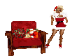 Christmas Chair 2