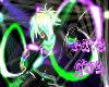 Rainbow Rave Neon Spikes