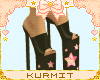 Starbutts custom heels