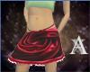 Axiom's - Satin Skirt