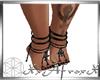 Cross Feet