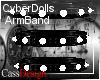 CyberDoll ArmBand Pure