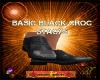 DM:BASIC BLACK CROC STAC