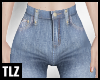 [TLZ]Light wash denims