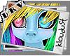 KD^PONY 2TONE HEAD