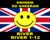 Eminem Ed sheeran River