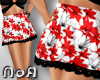 *NoA*Skirt Flower White