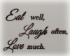 [Luv] Wall Quote