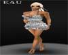 *E4U* Silver dress