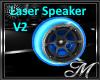 Laser Speaker V2