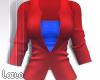 ! L! Red Blue Jacket