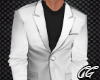 Suit Jacket Silver Req