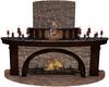 Castle Fireplace 2