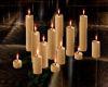 Tan Candles