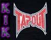 KIK Tapout T-Shirt 02 F