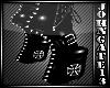 Iron Cross PvC Heels