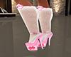 GL-Petal Pink Heels