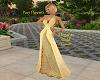 PP|Elegante Gold Gown