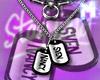 ♚ Custom Necklace