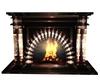 Celtic Knot Fireplace