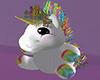 Plush Kawaii unicorn