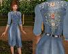 TF* Denim Shirt Dress