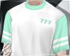 777 Mint Tee