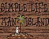 Man Island Sign