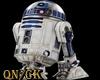 Q-Stars Wars R2-D2 Robot