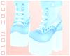 E - Blue Platforms