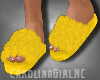 Ducky Slippers Yellow